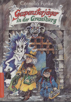 Book Ghosthunters and the Totally Moldy Baroness! (Gespensterjäger in der Gruselburg) in German