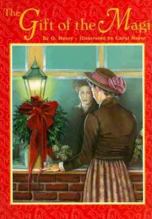 Книга Дары волхвов (The gift of the Magi) на английском