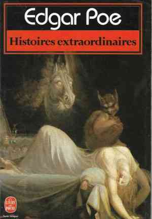 Book Tales of the Grotesque and Arabesque (Histoires extraordinaires) in French
