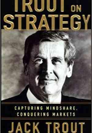 Книга Траут о стратегии (Jack Trout on Strategy) на английском