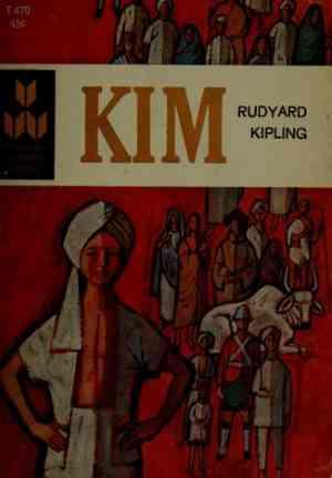 Book Kim (Kim) in English