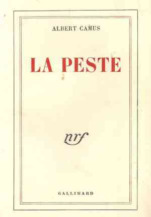 Book The Plague (La Peste) in French