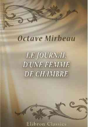 Книга Дневник горничной (Le journal d'une femme de chambre) на французском