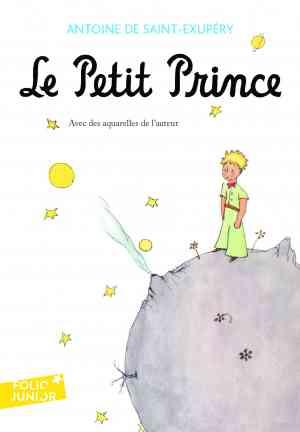 Книга Маленький принц (Le Petit Prince) на французском