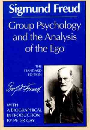 Book Group Psychology and the Analysis of the Ego (Massenpsychologie und Ich-Analyse) in German