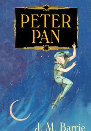 Книга Питер Пэн (Peter Pan) на английском