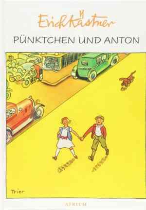 Book Dot and Anton (Pünktchen und Anton) in German