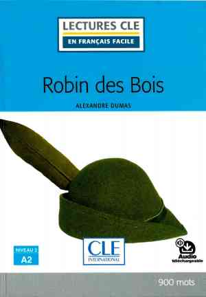 Book Robin Hood (Robin des Bois) in French